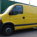 7 m³ bestelwagen