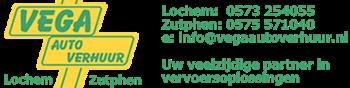 VEGA Autoverhuur Lochem Zutphen Logo