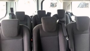9 persoons luxe minibus